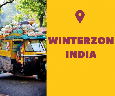 Groepsreis India, Winterzon