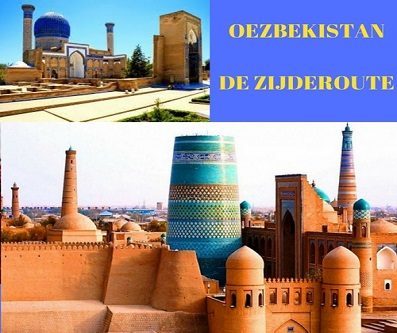 Reis naar Oezbekistan met Eastward Travels