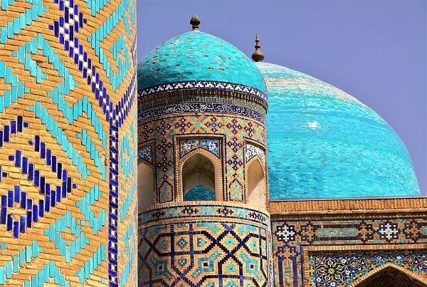 Travel to Uzbekistan with Abraham Hulzebos